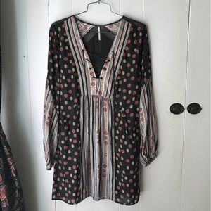 Free People Dress NWOT XS